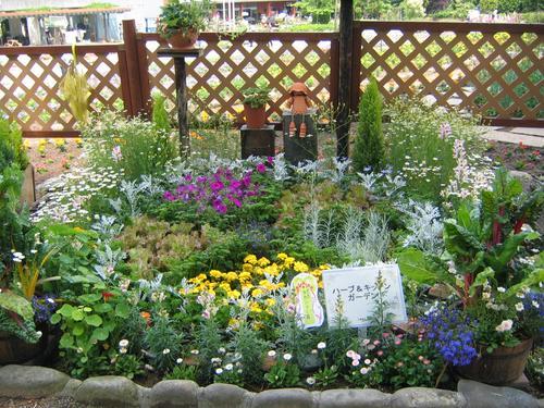 夢の庭づくりコンテスト作品